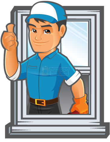 window repair man services
