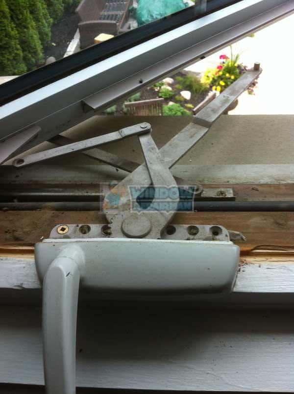 window crank replacement