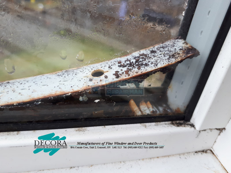 decora window repairs