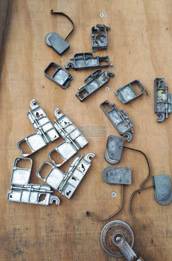 screen door parts
