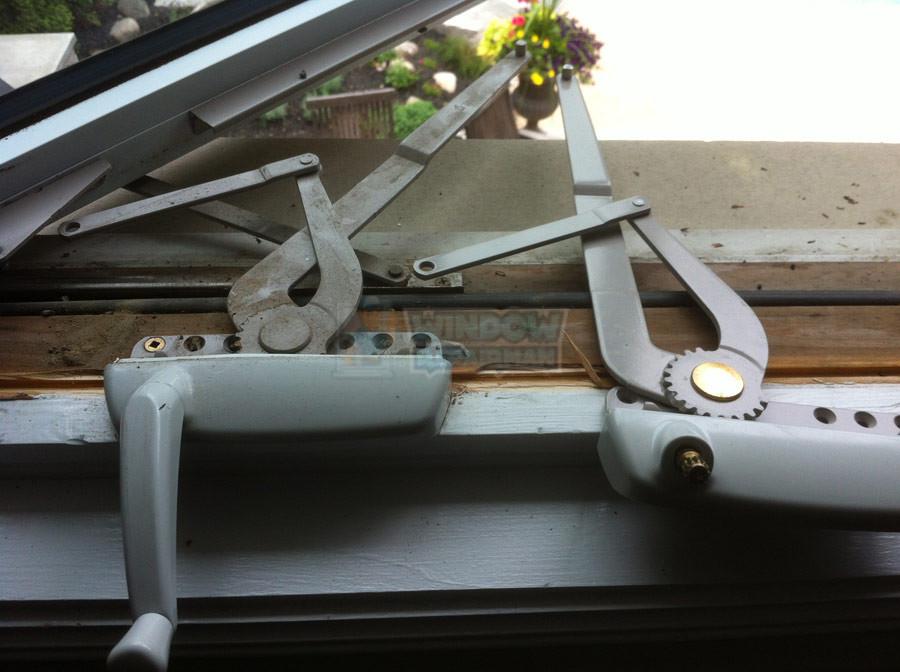 window crank replacement service