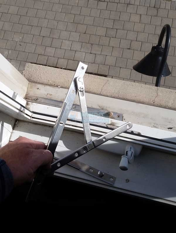 stainless steel window hinge replacement